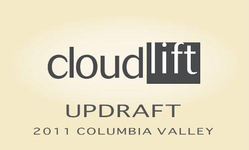2011 Cloudlift Cellars Updraft White Blend 750 Ml