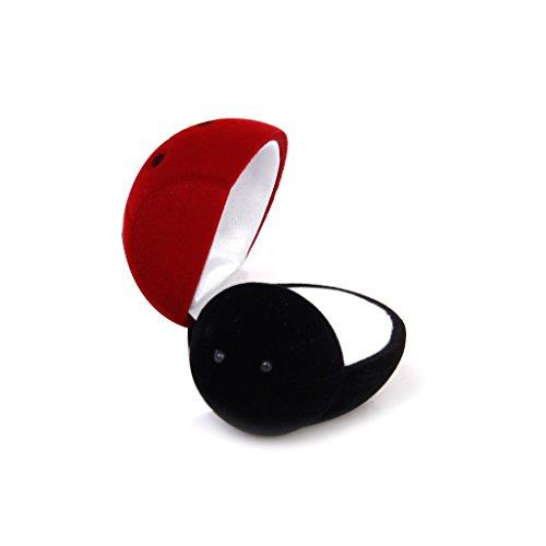 Bo te bijoux bague boucle d 39 oreille pr sentoir coffret - Boite a bijoux boucle d oreille ...
