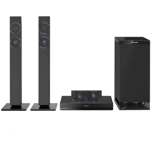 Panasonic 300 Watt 3.1 Channel Home Theater Sound Bar System With Wireless Subwoofer (Black)