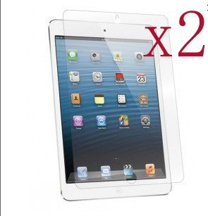 Anti-glare Matte Finishing Screen Protector for Ipad Mini – 2 Packs
