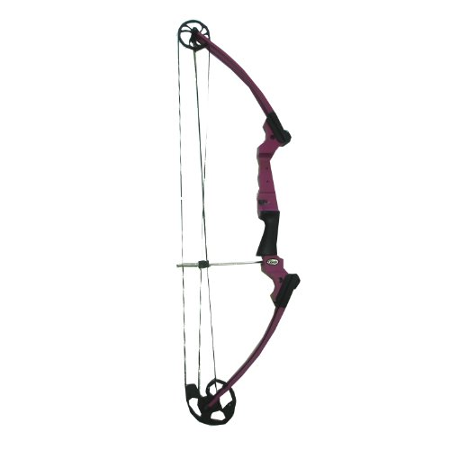 Genesis Bow, Left Handed, Wildberry