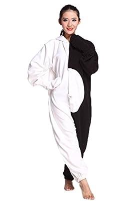 Engerla Unisex Big Hero 6 Kigurumi Baymax Christmas Pajamas Cosplay Wear
