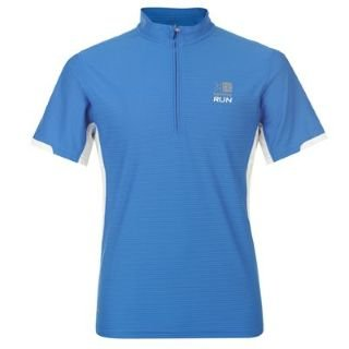 Karrimor X Lite Quarter Zip Running T Shirt Mens