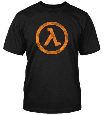 Half Life 2 - Lamda T-shirt L