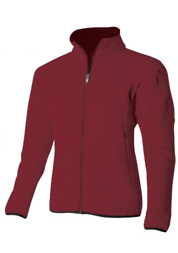 Keela Womens Solar Fleece Jacket Cranberry Size 12