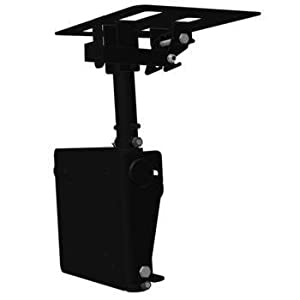 MOR/ryde TV56010H Flip Down and Swivel Ceiling TV Mount