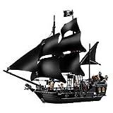 LEGO Pirates of the Caribbean Black Pearl 4184 ~ LEGO
