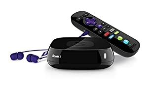 Roku 3 Streaming Media Player (newer model available)
