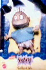 Nickelodeon Rugrats Collectible Baby Doll - Choose Tommy Pickles, Phil DeVille or Lil DeVille! - Buy Nickelodeon Rugrats Collectible Baby Doll - Choose Tommy Pickles, Phil DeVille or Lil DeVille! - Purchase Nickelodeon Rugrats Collectible Baby Doll - Choose Tommy Pickles, Phil DeVille or Lil DeVille! (Mattel, Inc., Toys & Games,Categories,Dolls)