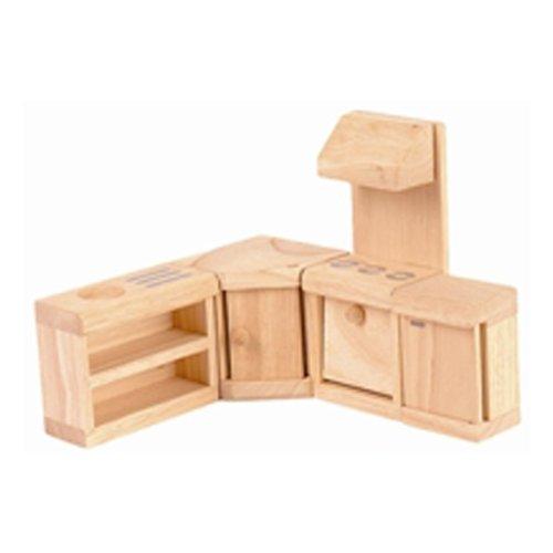 Imagen de Toy Plan de Doll House Kitchen - Estilo Clásico