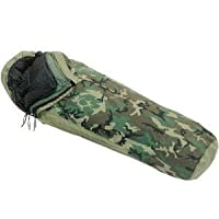 Woodland Gortex Bivy Cover - Genuine Army Issue