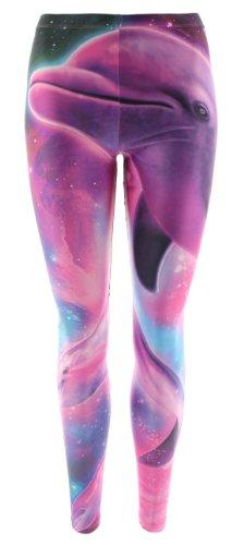 Iron Fist -  Leggings  - Donna multicolore X-Small