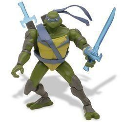 Buy Low Price Playmates Teenage Mutant Ninja Turtles: Fast Forward 5″ Leonardo Action Figure (B000JH3DLW)