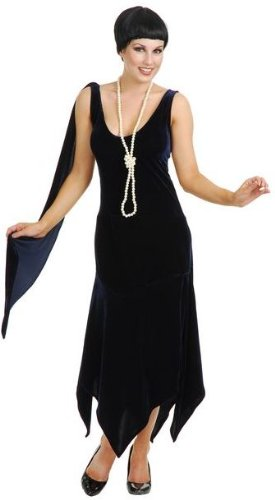 Sandy Speak Easy 1920s Flapper Costume
