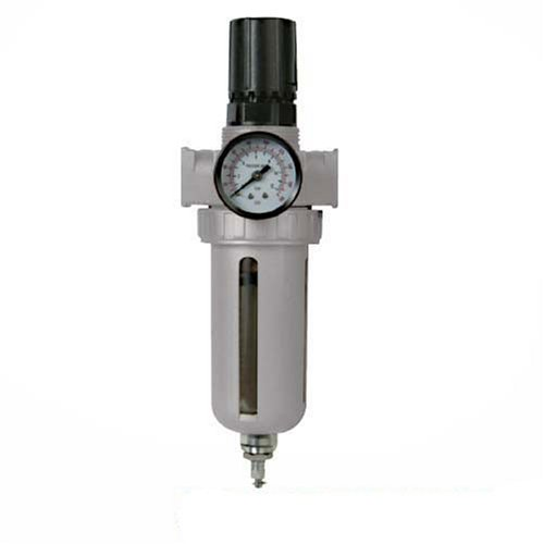 Silverline-427596-Filtro-regolatore-per-aria-compressa