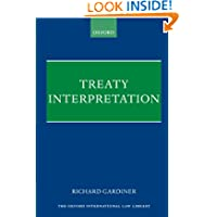 Treaty Interpretation (Oxford International Law Library)