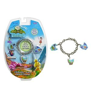 Disney Pixie Hollow Clickables Fairy Animal Charms