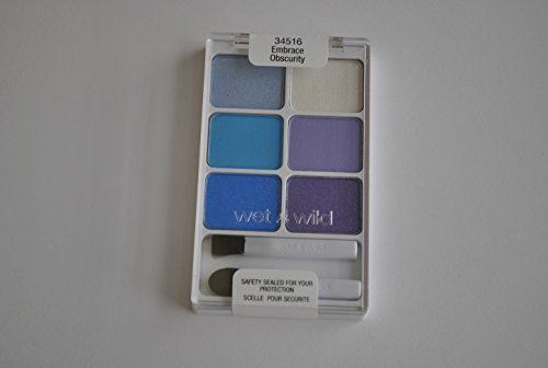 Wet N Wild Coloricon Eyeshadow Palette 34516 Embrace Obscurity by Wet 'n Wild