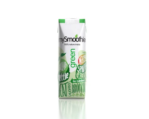 My Smoothie Green a Shot of Green Wellbeing (Pack of 12)
