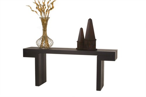 Cheap Low Profile Rectangle Console Table by Diamond Sofa (s0718)