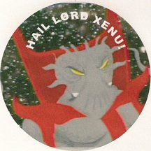 Hail Lord Xenu! - South Park Pin