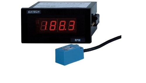 Panel Mount Tachometer - Extech - EX-461950 - ISBN: B000TKIPFI - ISBN-13: 0793950469507