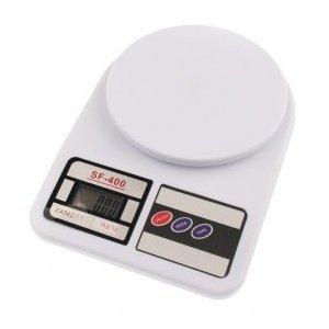 Blanc écran LCD Digital Electronique Balance de cuisine ou timbres 7 kg - 7000 g ou Macallen 248 g