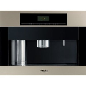 Miele CVA4062SS 24 Built-in Grind and Brew Whole Bean Coffee System with Dual Dispensing Spouts