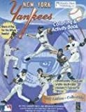 img - for Yankees Coloring and Activity Book book / textbook / text book