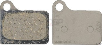 Buy Low Price Shimano BR-M555 M02 Resin Disc Brake Pad (Y8B598040)