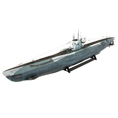 Revell 05015 U Boat VIIC 1:72 Plastic Kit
