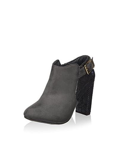 Xti Zapatos abotinados Gris
