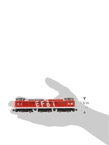 NEU-Zug-Spur-N-Mastab-Druckguss-Modell-No66-EF-81-E-Lok