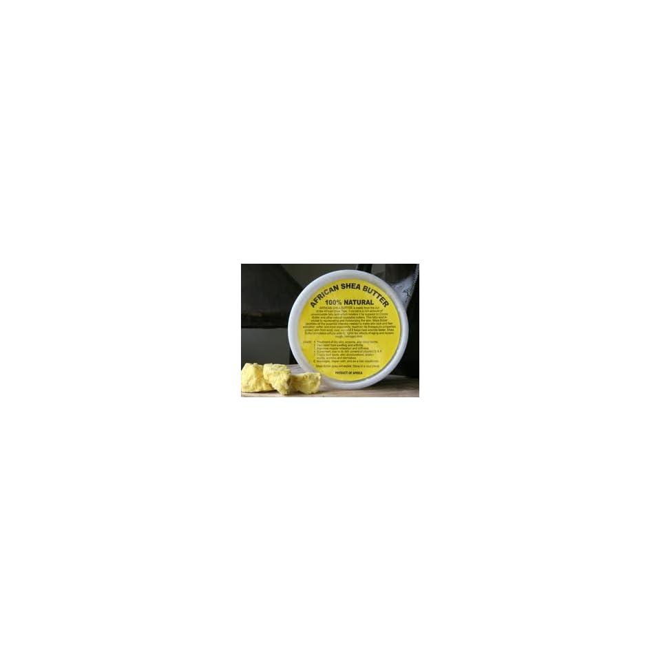 African Shea Butter 100% Natural 8 O.z.