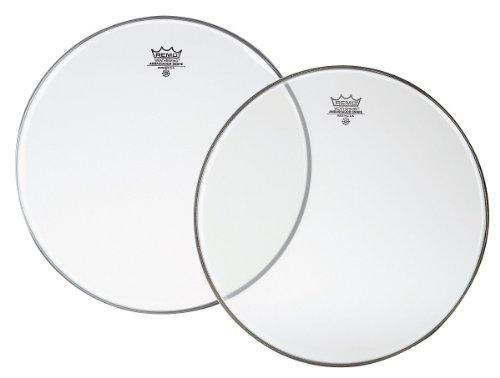Remo Sa0110-00 Hazy Ambassador Snare Drum Head (10-Inch)