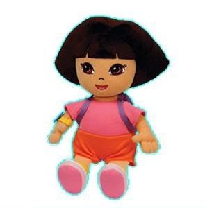TY Beanie Buddies Dora doll from Ty