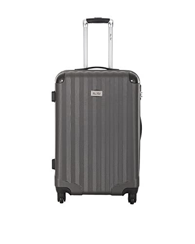 BRUCE FIELD Trolley Rigido Berry  60 cm [Grigio]