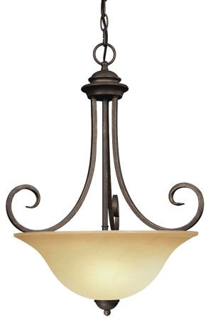 Westinghouse 6658800 3 Light Spring Valley Collection Large