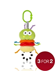 Play & Go Wiggle Back Caterpillar Toy