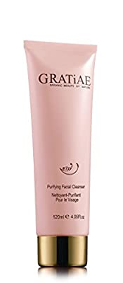 Best Cheap Deal for Gratiae Organics Purifying Facial Cleanser Gel, 4.05-Ounce by Gratiae Organics - Free 2 Day Shipping Available