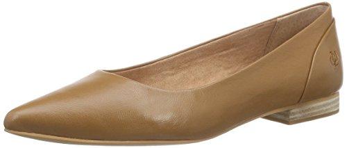 Marc O'Polo Ballerina - Ballerine Donna , Marrone (Braun (cognac 720)), 40 2/3
