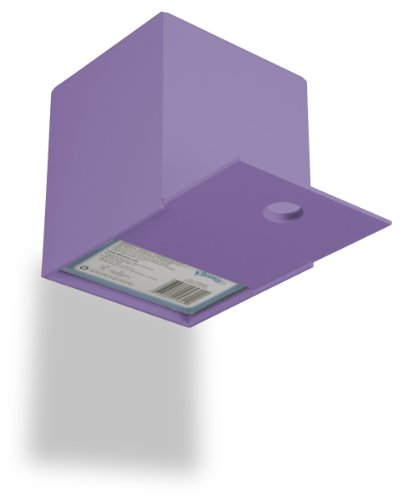Trippnt 51116 Wall Mountable Cube Kleenex Box Holder 5 Width X 6 Height X 5 Depth Gum Drop