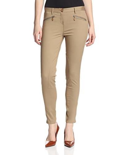 Robert Graham Women's Bowden Jodpher Zip Detail Pants