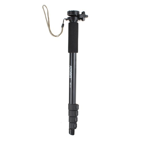 Monopod 5 Sections Unipod Stabilizer Walking Stick Camera Camcorder Video