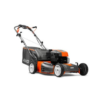 Husqvarna 961430104 HU725AWD/BBC 22-Inch 3-in-1 AWD Mower with Blade Brake Clutch and Briggs & Stratton 725ex Engine, CARB Compliant image