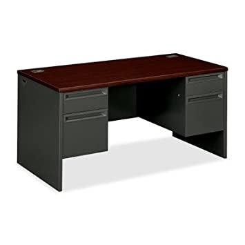 HON 38000 Series Double Pedestal Desk