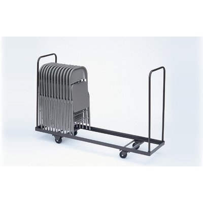 Chair Truck for Standing Folding Chairs Size: 19 x 120