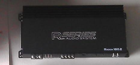 Audio system radion cent quatre - 2-2 canaux
