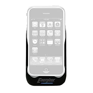 Energizer iPowe2 Protective Case with Built in Rechargeable Battery for iPhone G3, 3G S