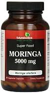 Futurebiotics Moringa Veggie Caps  60 Ea Pack of 3